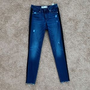 Garage Mid Rise Jeans